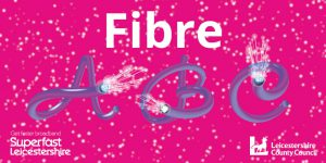 Fibre broadband ABC Christmas artwork